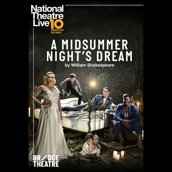 A Midsummer Night's Dream NTLive 2019