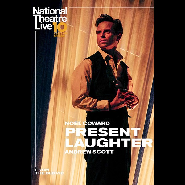 Present Laughter - NTLive