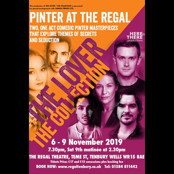 Pinter at the Regal