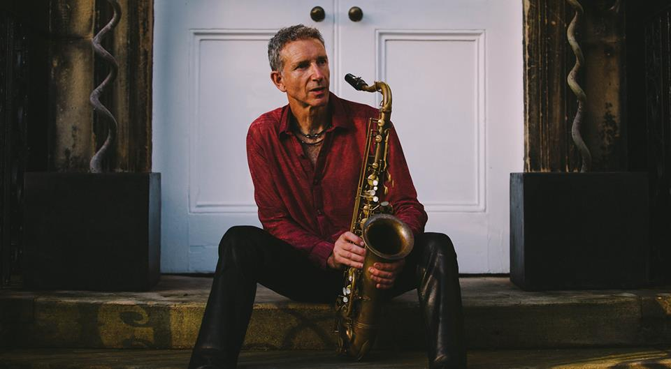 Sax Sunday: Paul Birchall