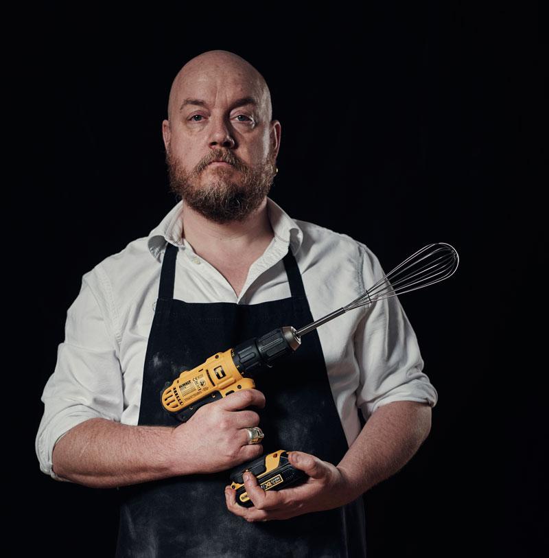 George Egg: DIY Chef
