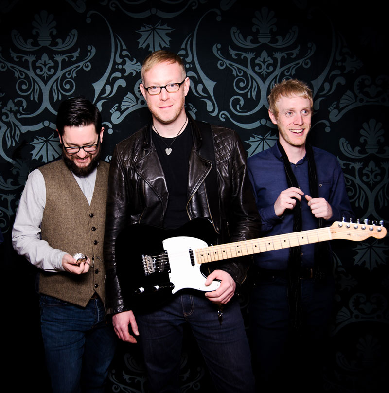 Roger Davis & his band
