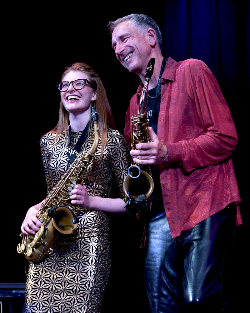 Sax on Sunday: Jess Gillam