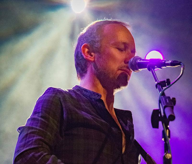 Sax on Sunday: Gareth Moulton