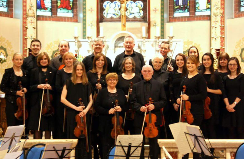Lindsey Chamber Orchestra