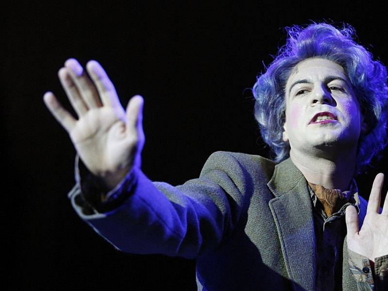Quentin Crisp: Naked Hope