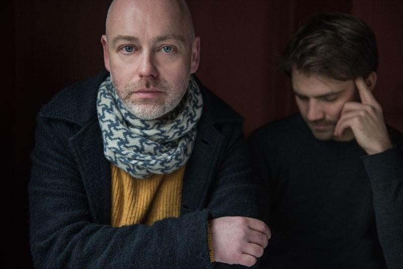 Aidan O'Rouke & Kit Downes