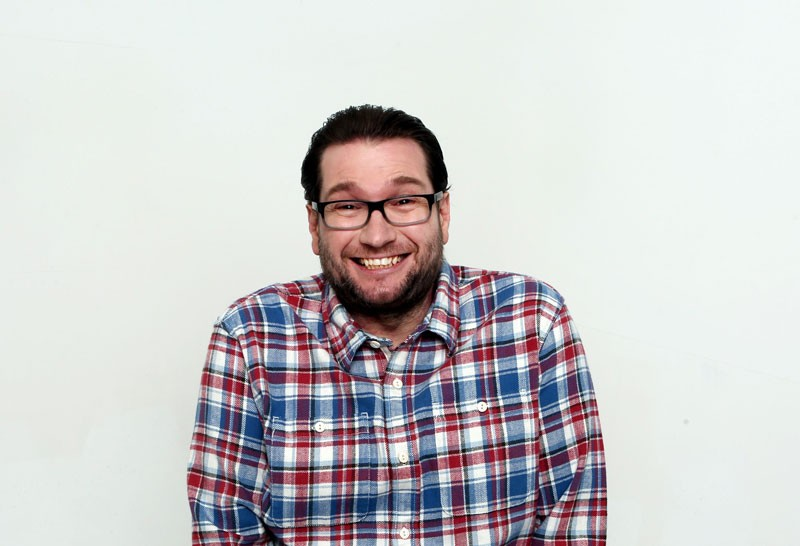 Gary Delaney: Work in Progress