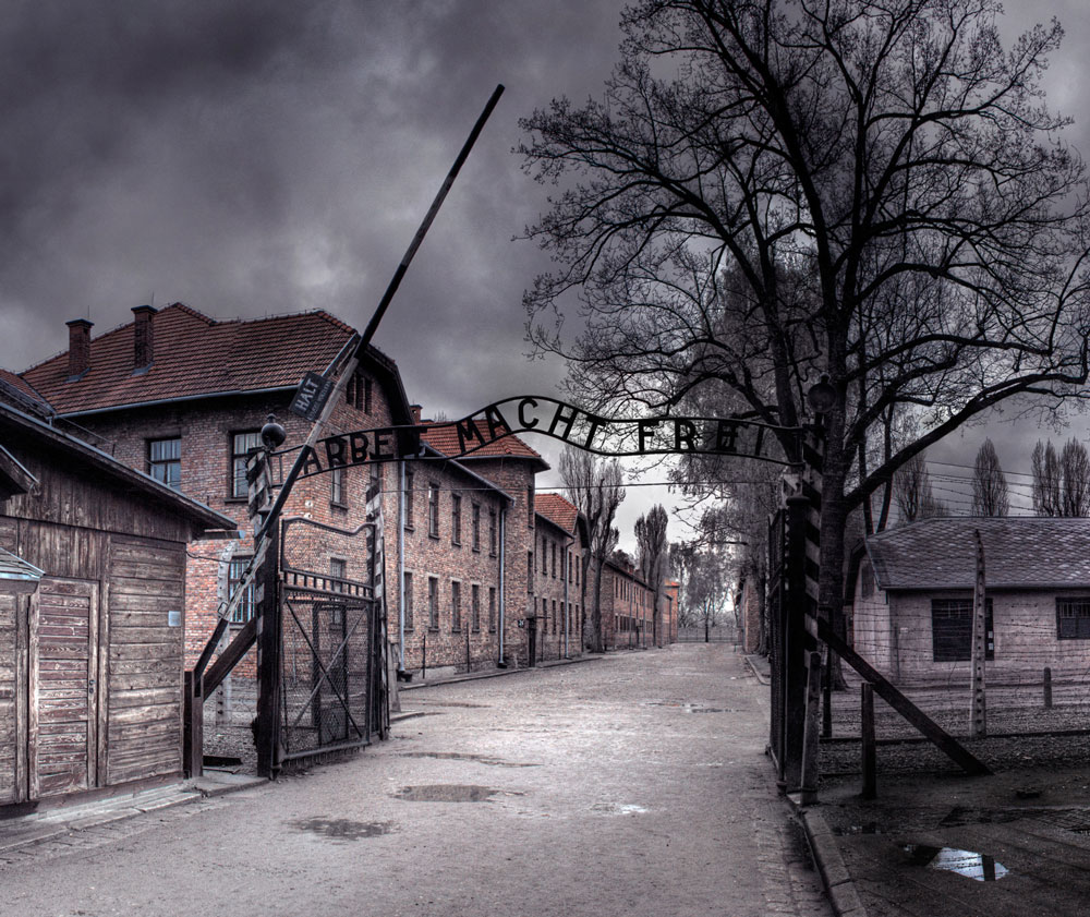A Lesson from Auschwitz
