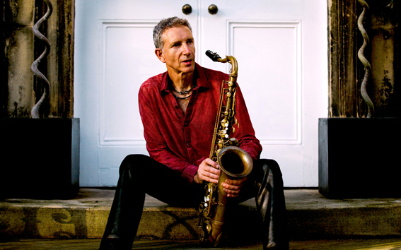 Sax Sunday: Chris Parkinson