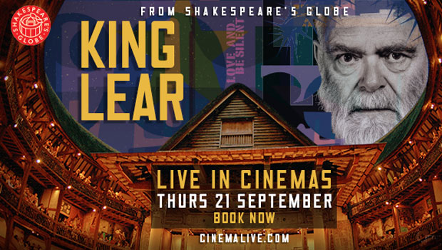 King Lear: Live from Shakespeares globe