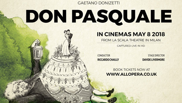 All'Opera 2017/18 Season: Don Pasquale