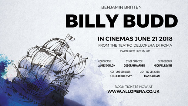 All'Opera 2017/18 Season: Billy Budd