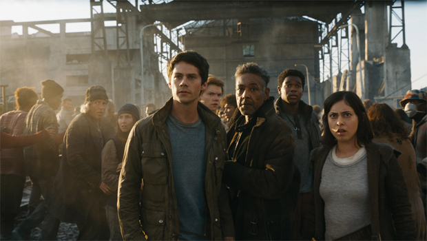 Maze Runner: The Death Cure 2D