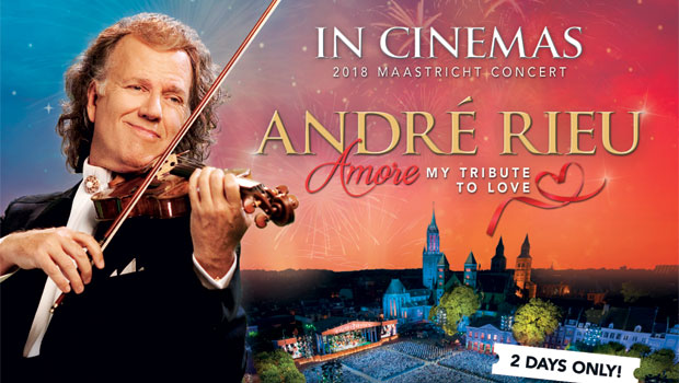 Andre Rieu Maastricht Concert 2018 'Amore, My Tribute to Love'