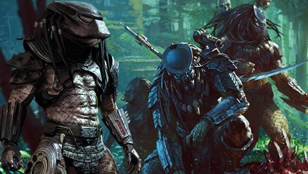 The Predator 2D