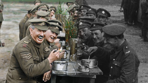 They Shall Not Grow Old 3D Plus Live Q&A With Peter Jackson