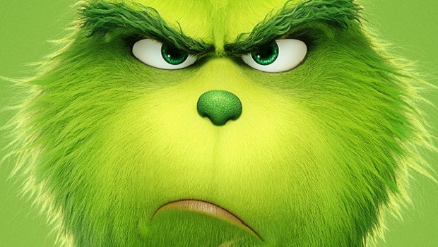 The Grinch 2D