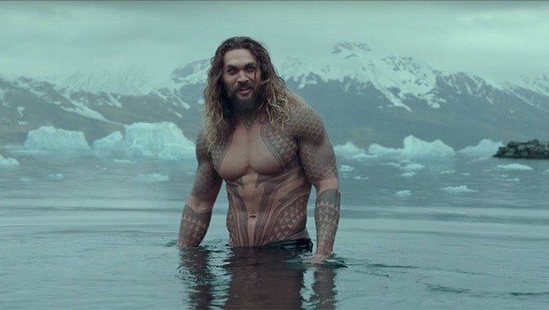 Aquaman 2D