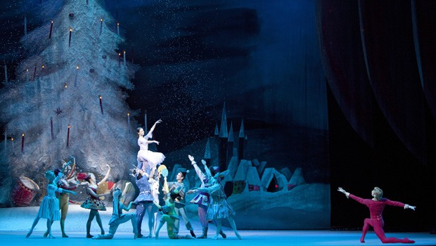 Bolshoi Ballet 2018/19: The Nutcracker