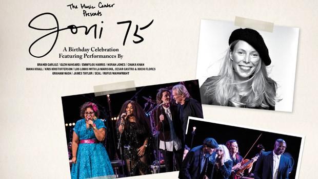 The Music Center Presents JONI 75 A Birthday Celebration