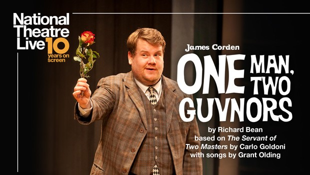 National Theatre Live: One Man, Two Guvnors (Encore)