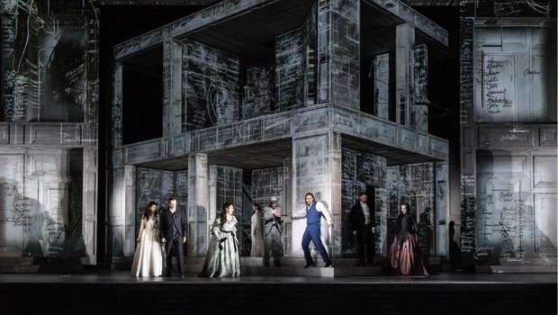 Royal Opera House Live Cinema Season 19/20 Don Giovanni