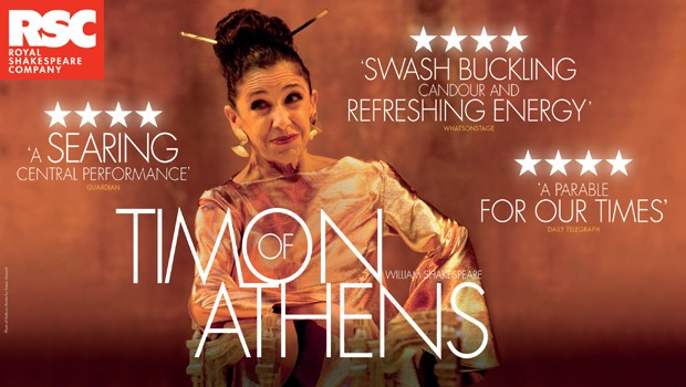 Royal Shakespeare Company Timon of Athens