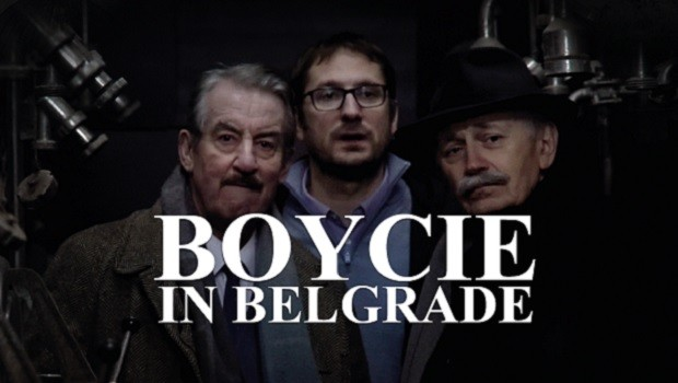 Boycie in Belgrade