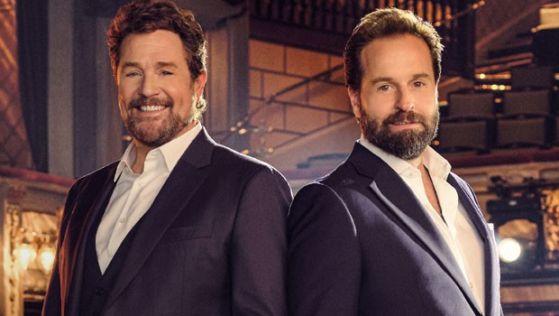 Michael Ball & Alfie Boe: Back Together in Cinemas