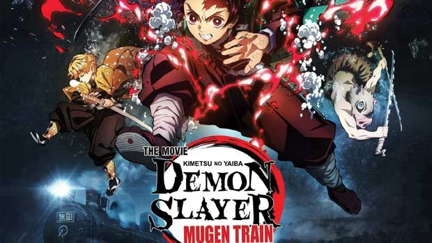 Demon Slayer: Mugen Train (Dubbed)