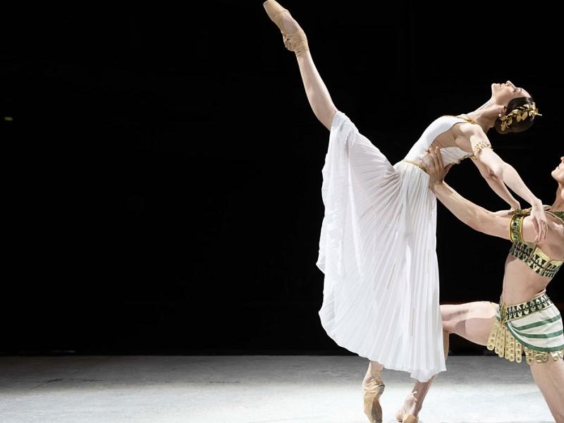 Bolshoi Ballet 21-22: The Pharoah's Daughter