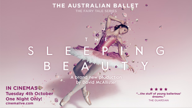 The Australian Ballet: The Sleeping Beauty