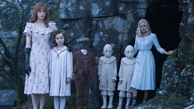 Miss Peregrine's Home for Peculiar Children 2D
