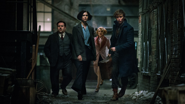 Fantastic Beasts and Where to Find Them 2D