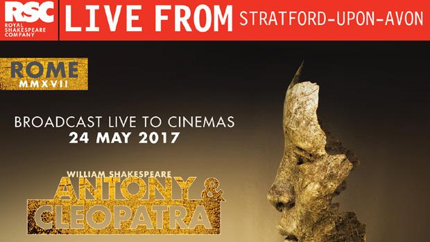 Royal Shakespeare Company: Antony & Cleopatra