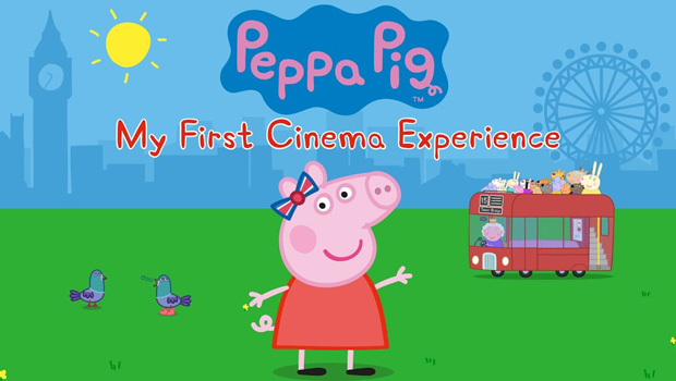 Peppa Pig: My First Cinema Exprience