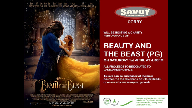 Charity - Beauty & the Beast