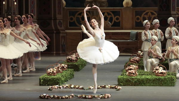 Bolshoi Ballet 2017/18: LE CORSAIRE