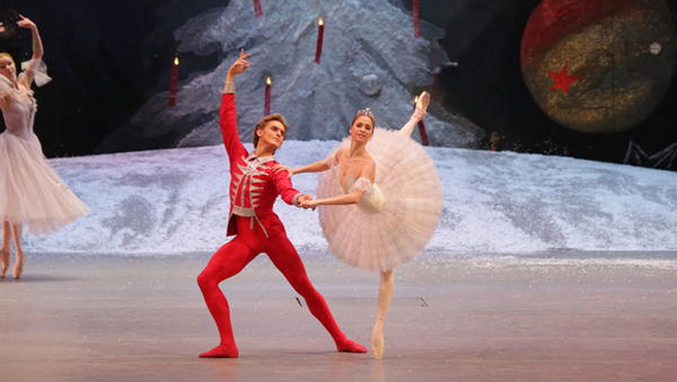 BOLSHOI BALLET 2017/18: THE NUTCRACKER