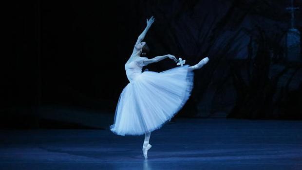Bolshoi Ballet 2017/18: Giselle