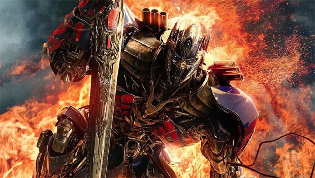Transformers: The Last Knight 2D