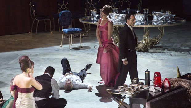 MET Opera 2017/18: The Exterminating Angel
