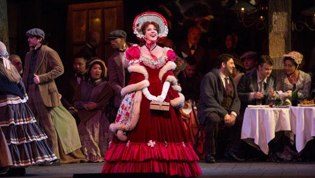 MET Opera 2017/18: La Boheme