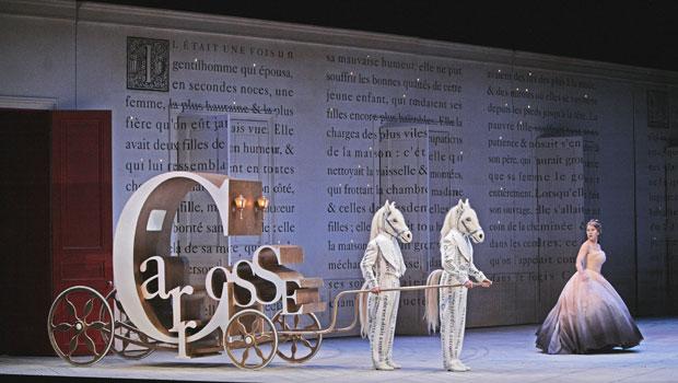 MET Opera 2017/18: Cendrillon
