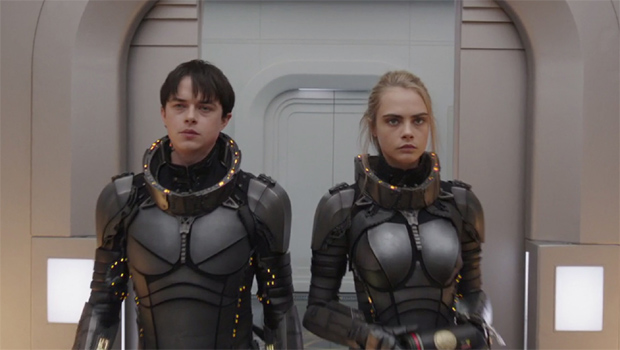 Valerian and the City of a Thousand Planets 2D