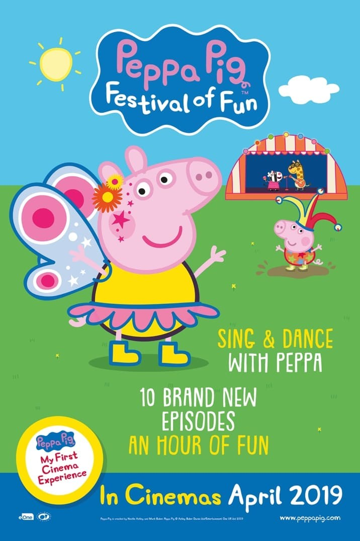 Peppa Pig :Festival of Fun
