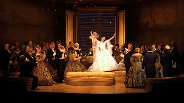 La Traviata - The Royal Opera House 2021/22 Season