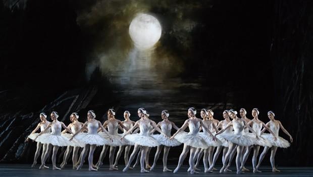 Swan Lake - The Royal Opera House 2021/22 Season