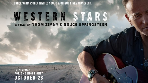 Western Stars (with recorded Bruce Springsteen Q&A)